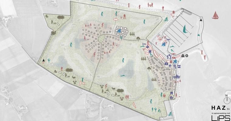 Masterplan: Ontwikkeling Perkpolder